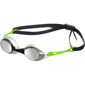 arena Cobra Mirror Gafas, smoke-silver-green